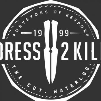 D2K Logo - White